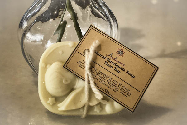 handmade soap that treats eczema