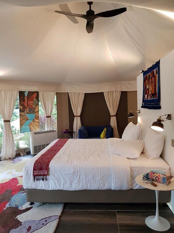 Bedroom in Tiarasa