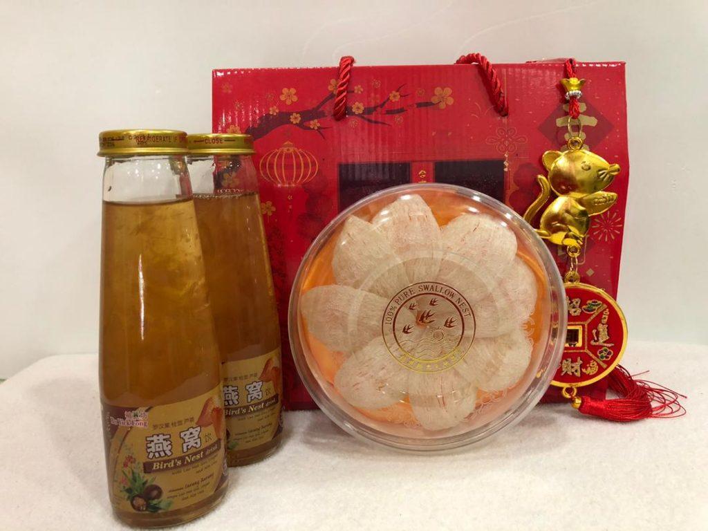 M&S Station Chinese New Year Gift Box 3