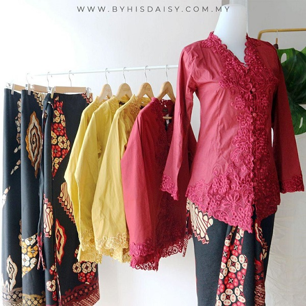 ByHisDaisy's showroom at Alam Damai, Cheras.