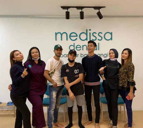 Medissa dental team