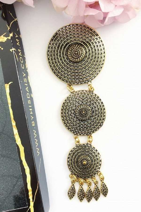 The 'Brooch' usually paired with Kebaya