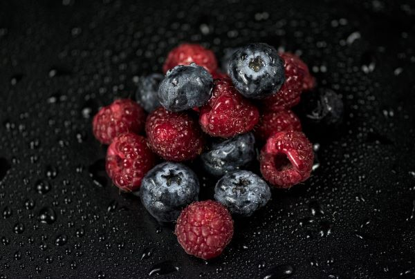 Most berries contain antioxidants which can protect the body from cell damage.