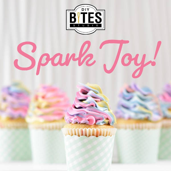 DIY Bites Spark Joy!