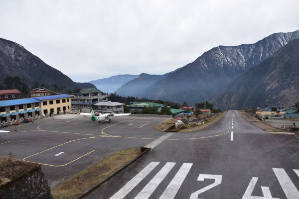 lukla during lockdown