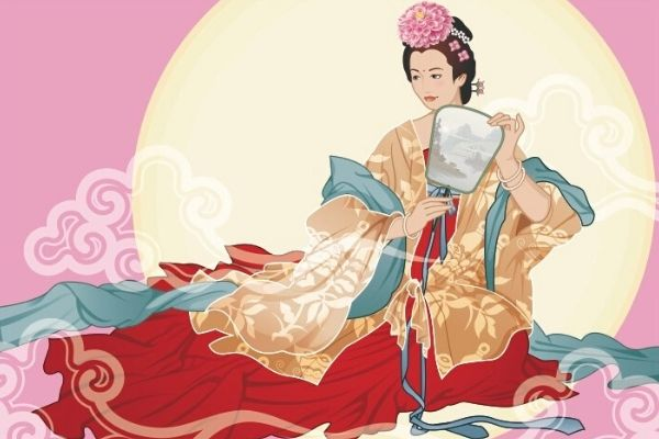 Princess Hang Li-Po's descendants were thought to be the early Peranakans.