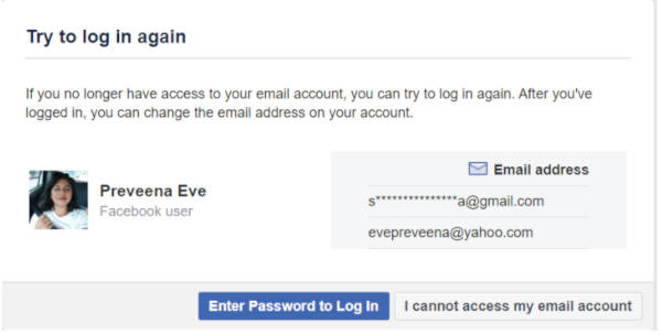 Facebook does give you an option to change your email address which is what I ended up doing.