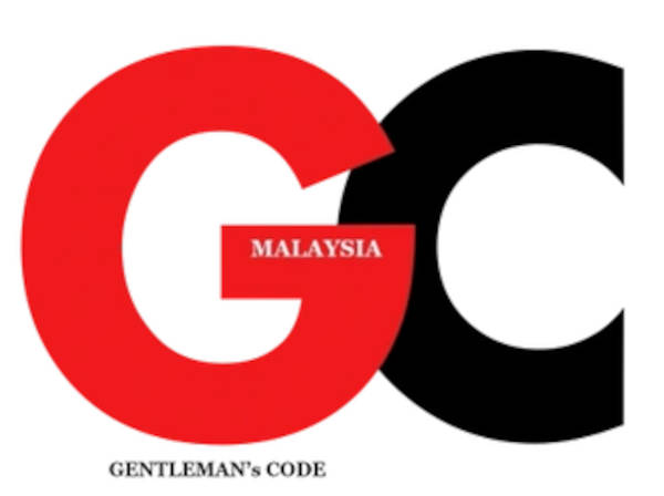 This the logo for the Gentleman's Code Magazine. An online publication to educate youth on how a modern-day gentleman acts and behaves.