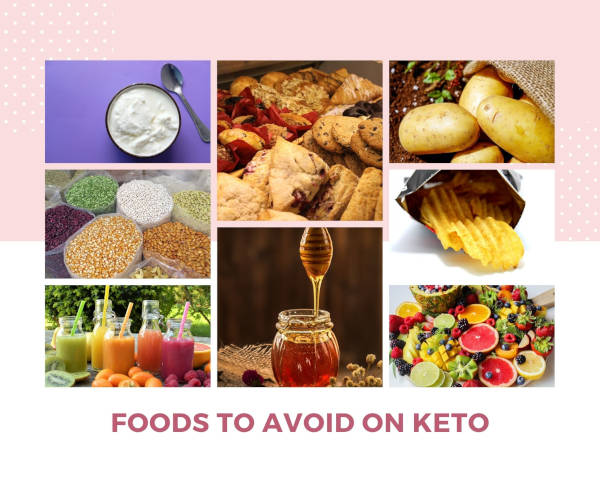 """Many """"no"""" foods are packed with health-promoting vitamins, minerals, and fiber but offer a rich source of carbs that doesn't work on a really low-carb plan — especially one as restrictive as the ketogenic diet."""