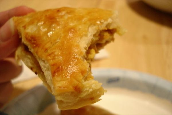 The fillings of a curry puff may vary, but still be scrumptious!