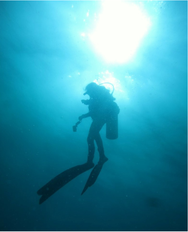Performing a safety stop while diving is important to prevent DCS