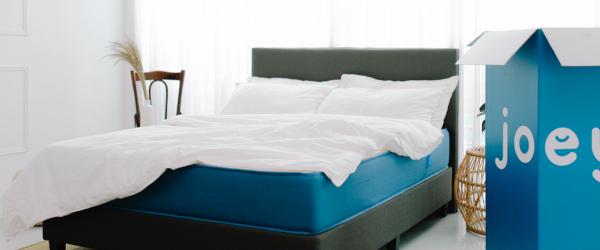 Joey Mattress bed profile